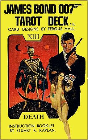James Bond 007 Tarot06